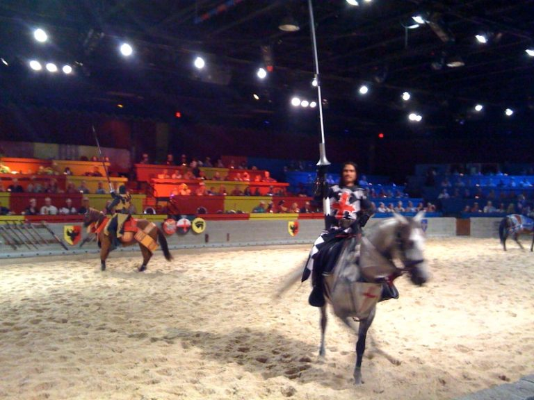 Cheap New York Limousines - Medieval Times Special