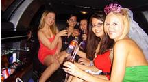 Bachelor & Bachelorette limo new york