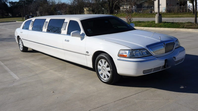 New York Limousines 10 Passenger Lincoln