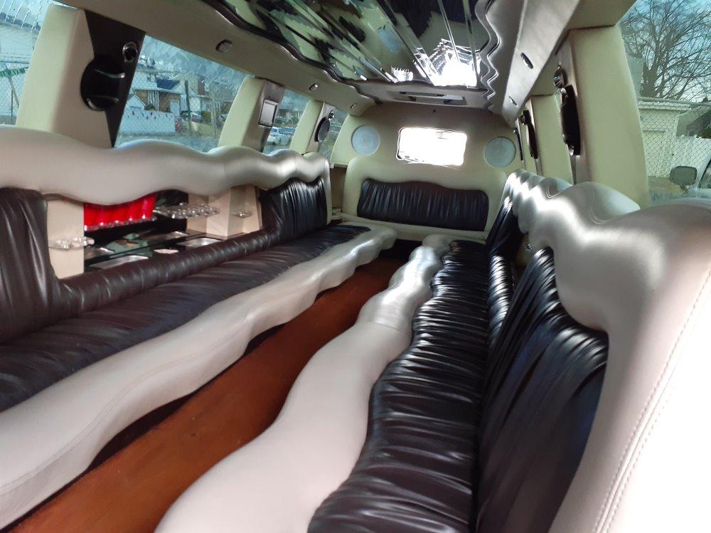 interior of nyc limos favorite limo