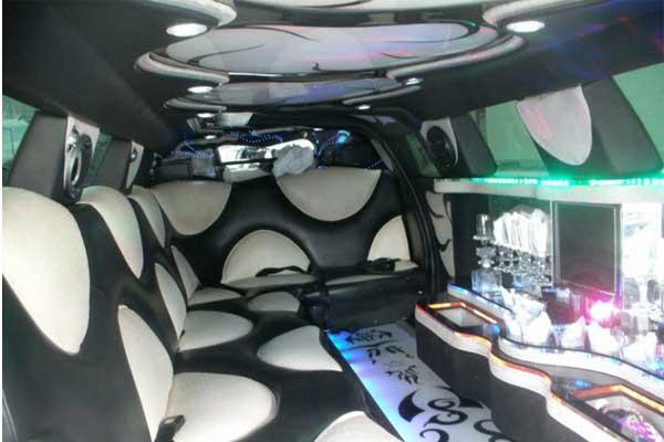 nyc limo interior for chrysler